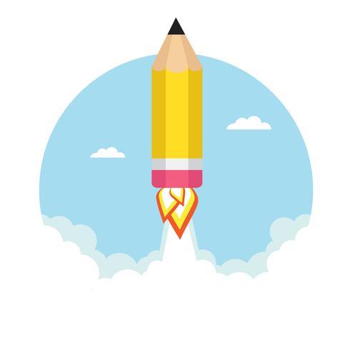 Razzo di matita