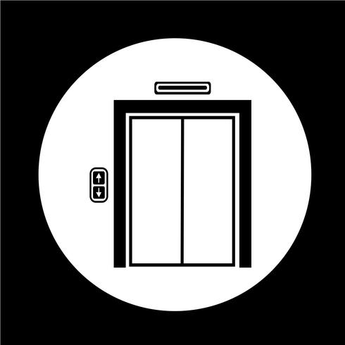 Aufzug-Symbol