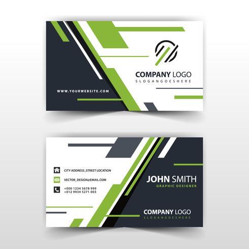 tarjeta corporativa profesional