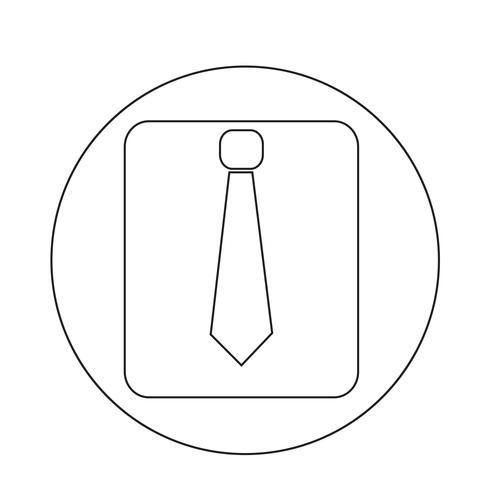 stropdas pictogram