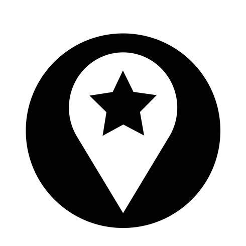 Icono de estrella de la burbuja del discurso