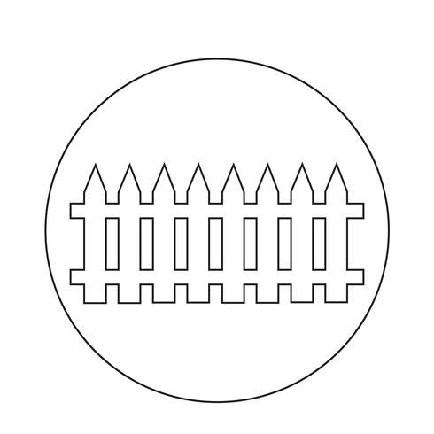 Zaun-Symbol