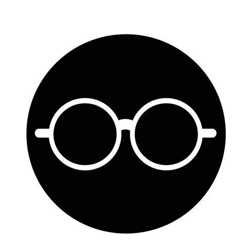 Glasögon Ikon