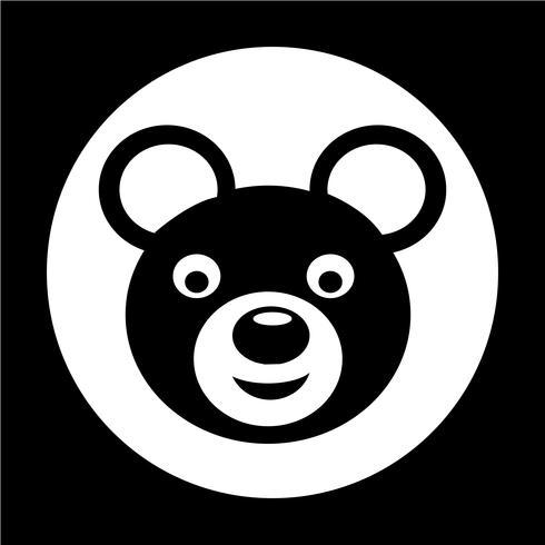 Ícone de urso