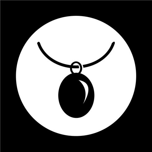 Ícone colar