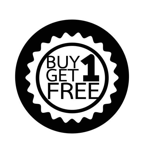 Acquista uno prendi due icone gratis