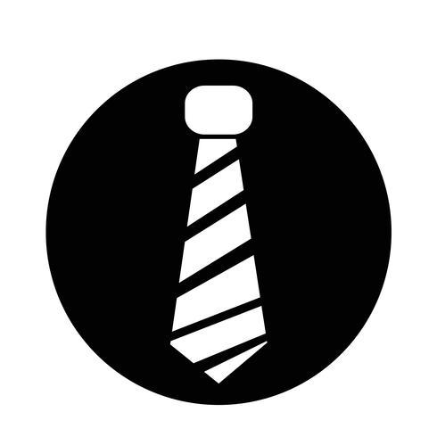Krawatte-Symbol