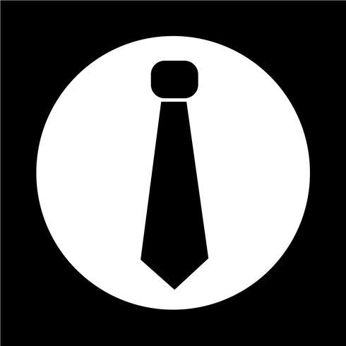 ícone de gravata