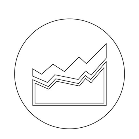 Icono de gráfico