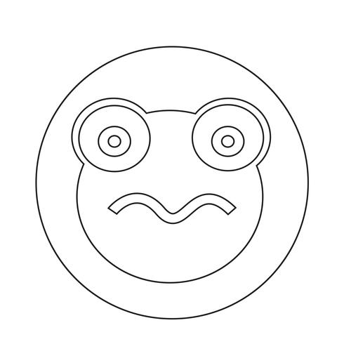Icono de rana