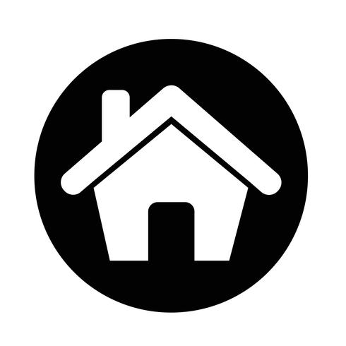 Icono de la casa de bienes raíces
