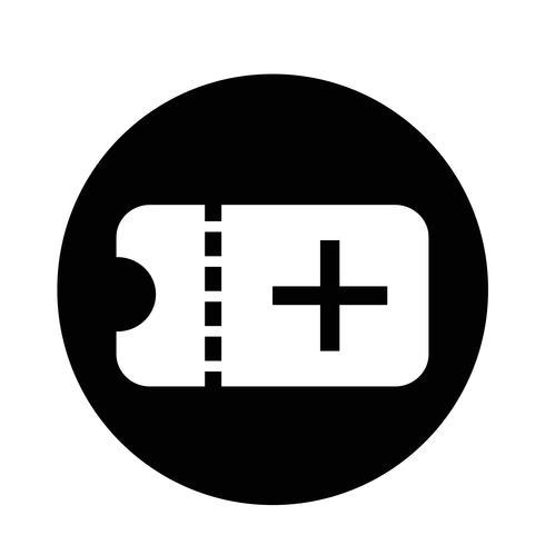 Icona del biglietto