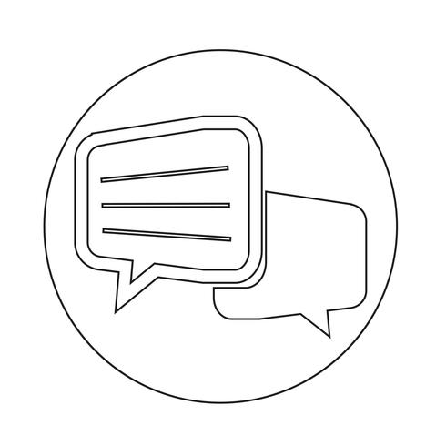 Chat-Dialog-Symbol
