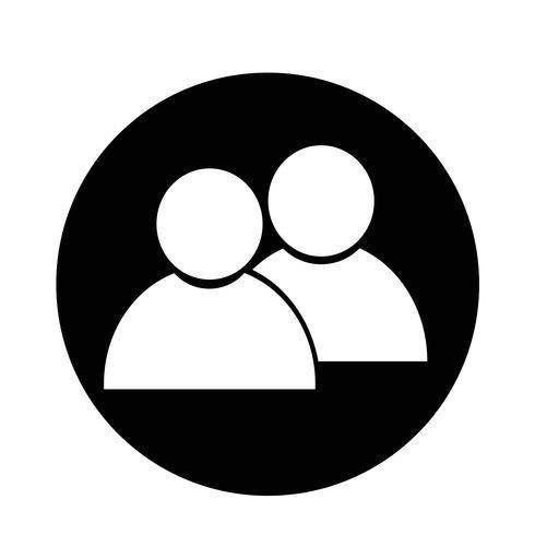icono de persona