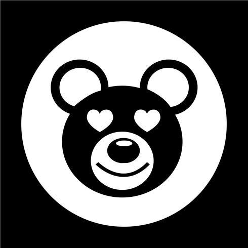 Icono de oso