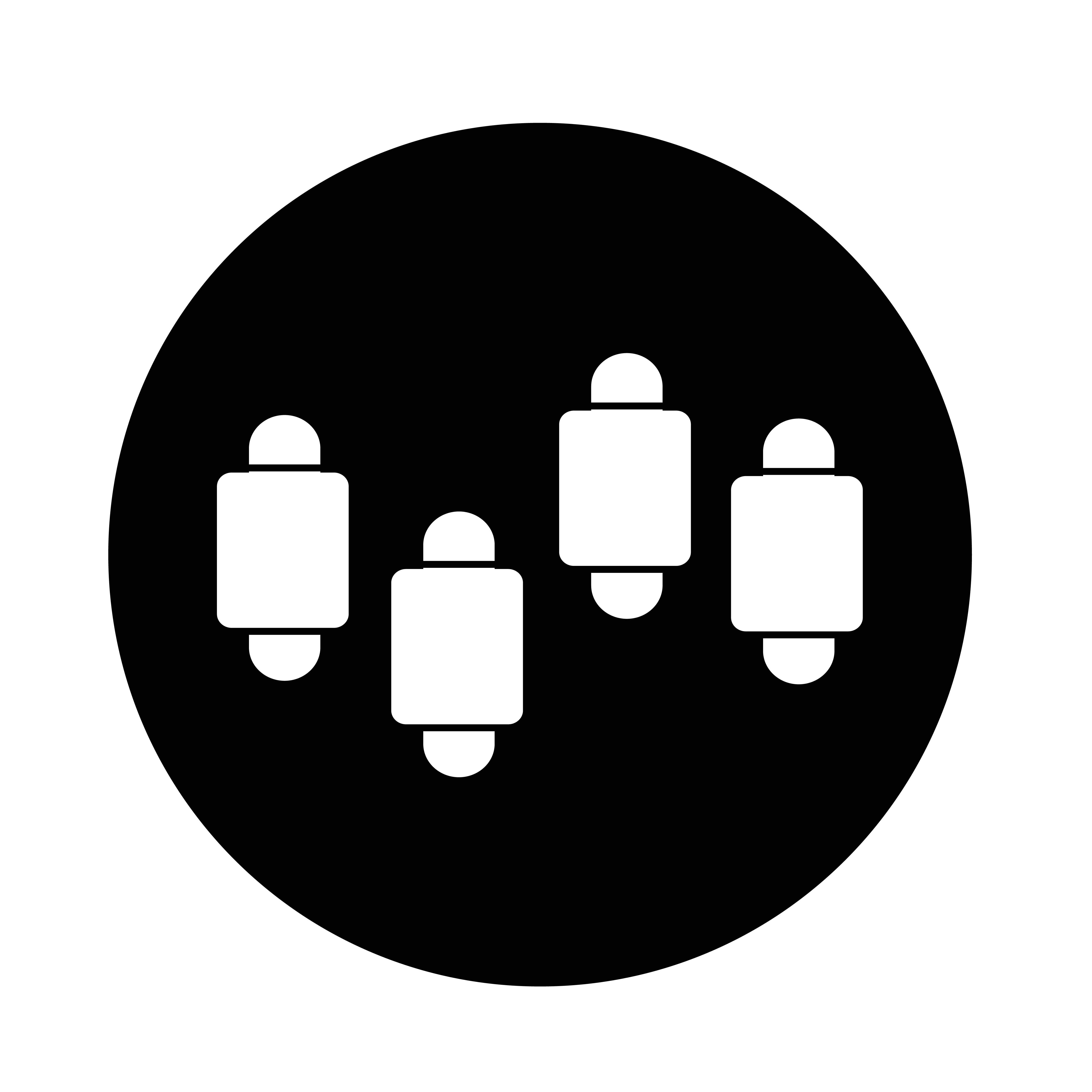 Simple Diagram Graph Icon