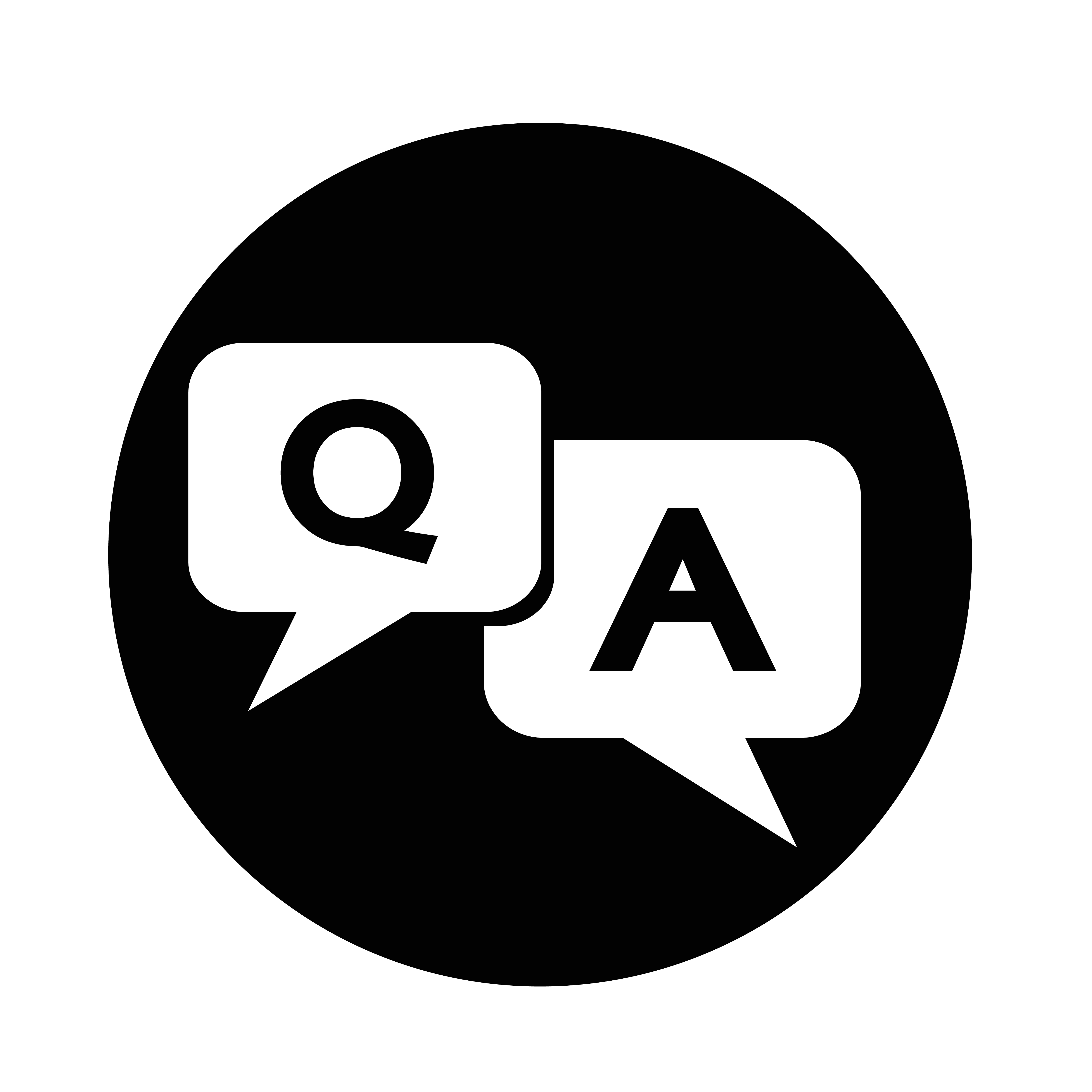 Question answer icon - Download Free Vectors, Clipart ...