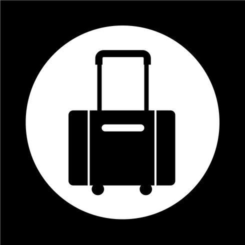 bagage symbolikonen