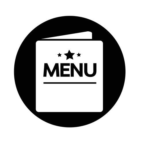 icona del menu vettore