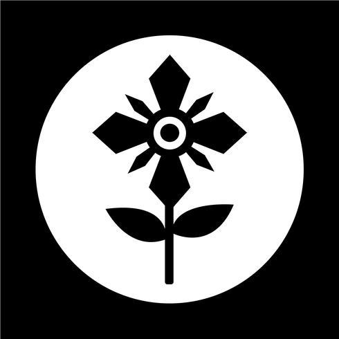 Blumen-Symbol