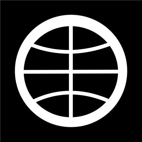 ícone de basquete