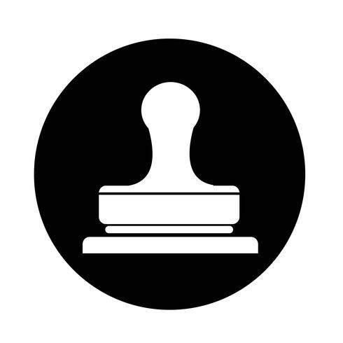 Stempel pictogram