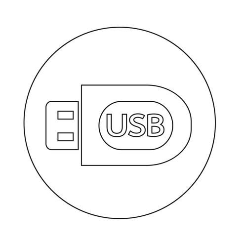 USB-pictogram