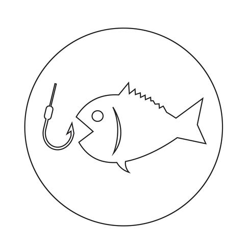 Vissen pictogram