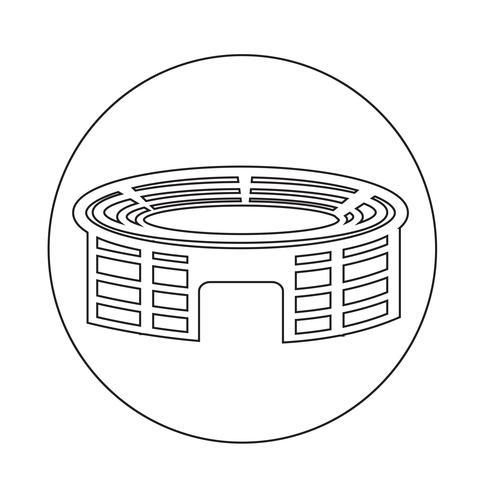 Stadion-Symbol