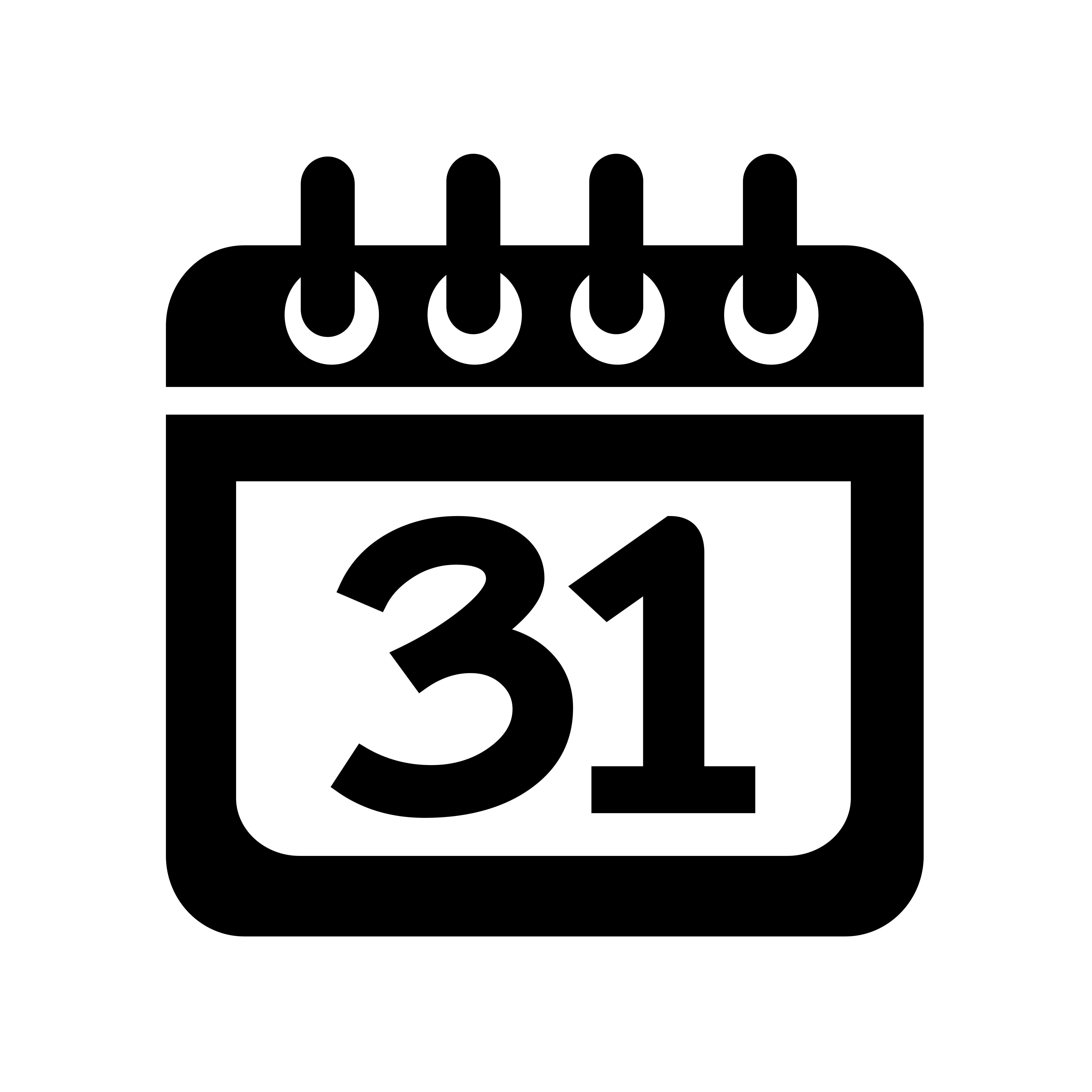 日曆 icon 免費下載 | 天天瘋後製