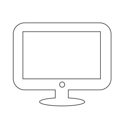 Desktop-Computer-Symbol