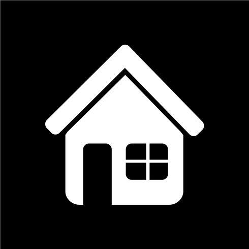 Segno dell'icona di casa