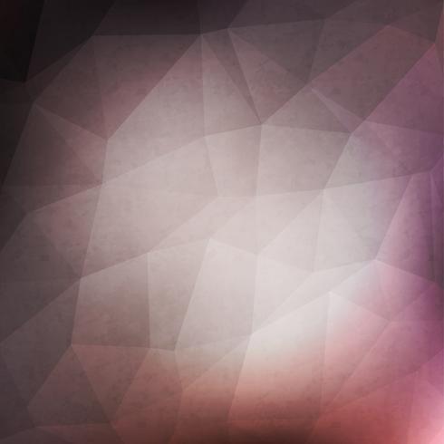 Roter geometrischer Hintergrund