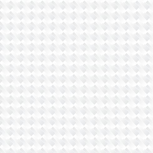 Fondo geométrico blanco, patrón vector