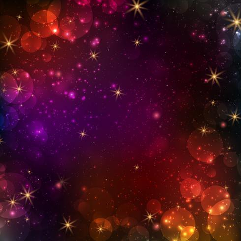 Abstrait de la galaxie