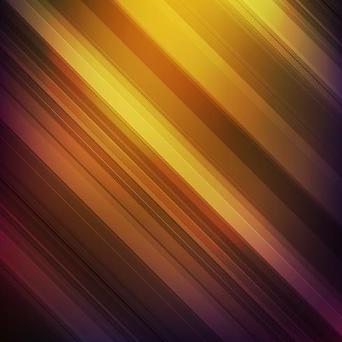 Fondo brillante abstracto con líneas diagonales. Ilustración vectorial