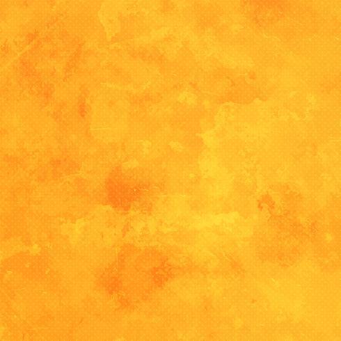 Fondo naranja grunge
