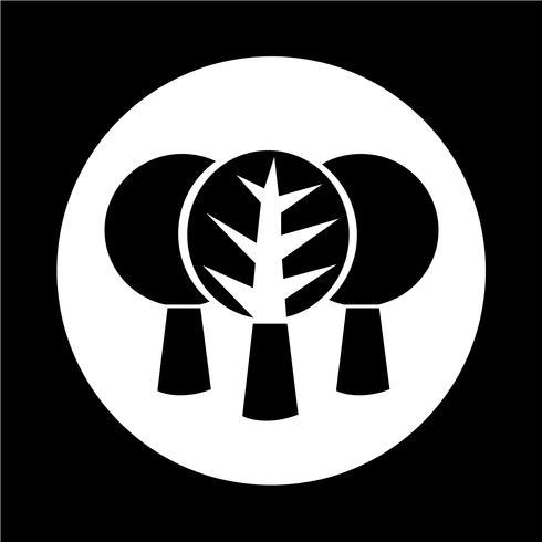 Träd ikon