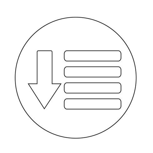 Icono de menú