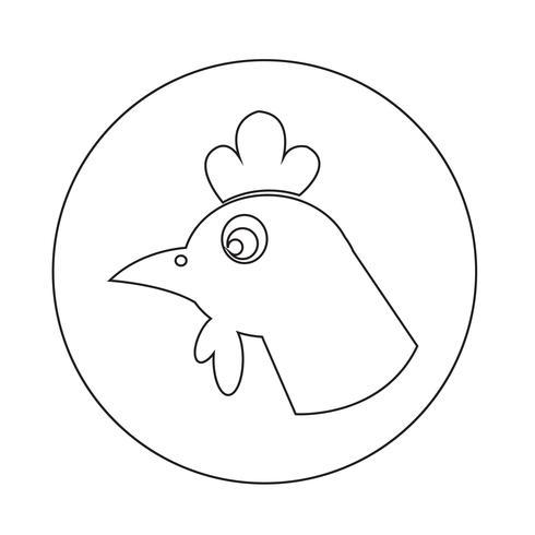 kip pictogram
