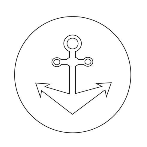 Icono de ancla