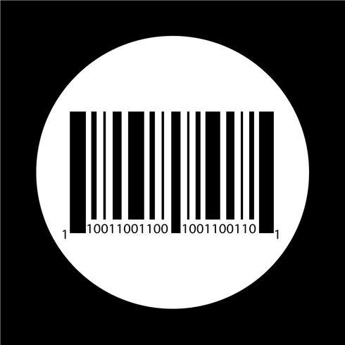 Icono de código de barras