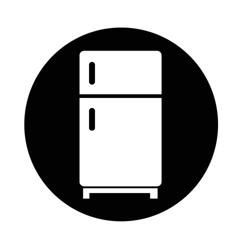 Icône de réfrigérateur