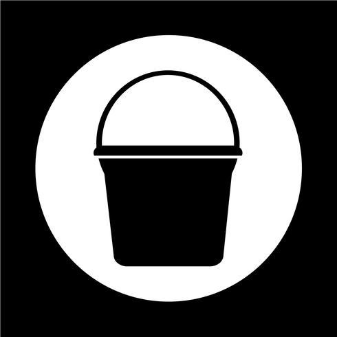 Eimer-Symbol