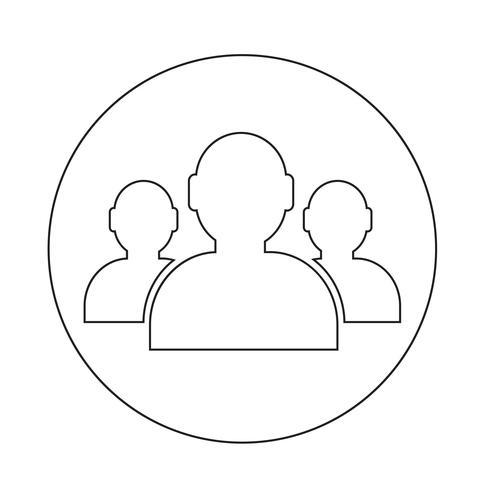 Användarpersonsymbol