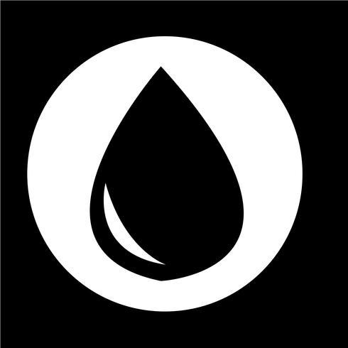 icono de agua
