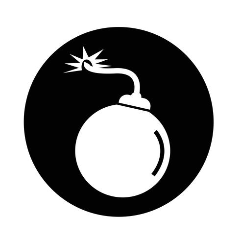 Ícone de bomba