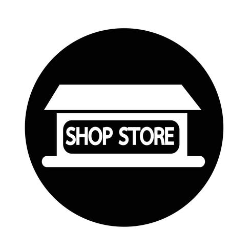 Shop Store-Symbol