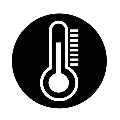 ícone de termômetro