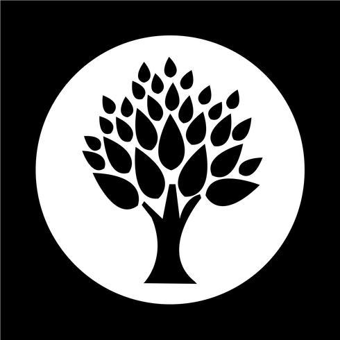 Icono de arbol